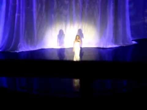 """Celine Dion """"Open Arms"""" at the Colosseum, Caesars Palace Las Vegas on June 8, 2013"""