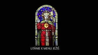 Litánie k menu Ježiš (spievané)
