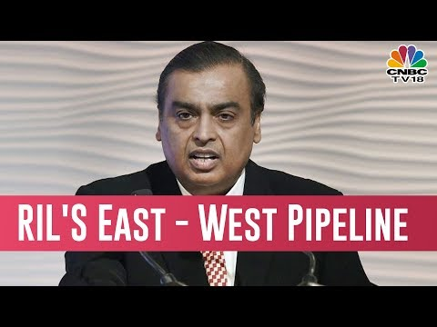 Brookfield to acquire RIL's East West Pipeline for Rs 13,000 crore