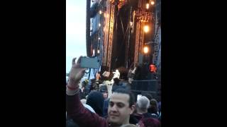 Broken barrier - slipknot @ download 2013