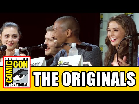 The Originals Comic Con 2014 Panel