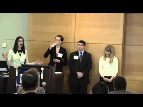 2013 Penn PPC Finals Winning Team: reMind Presentation