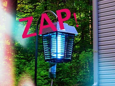 Bug Zapper Flowtron 1 2 Acre BK15D Review