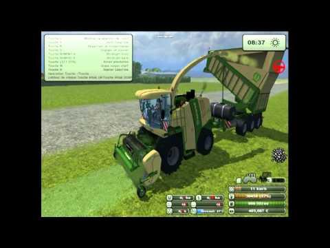 Farming Simulator 2013 Krone Big X 1100