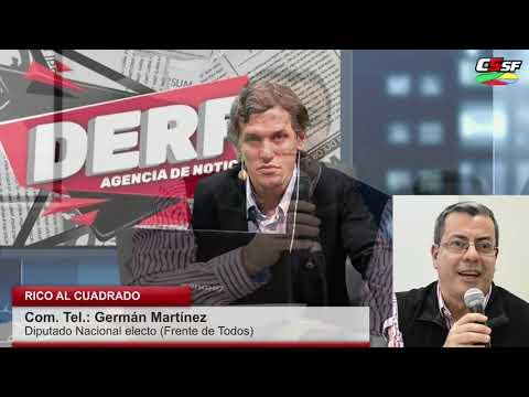 Martínez: Se acabaron en Argentina las operaciones judiciales en nombre de la libertad de prensa