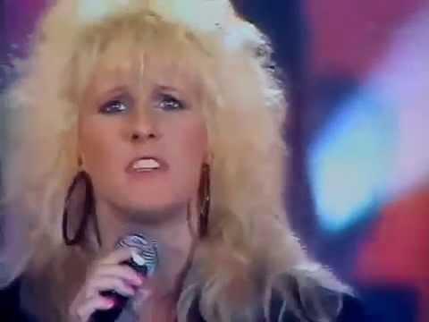 Patty Ryan - I Don't Wanna Lose You Tonight (09.11.1988) (VHS quality)