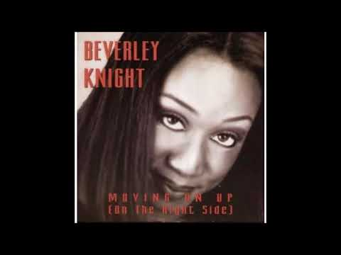 Beverley Knight - Moving On Up (On The Right Side) (D-Lux Remix) (1995)