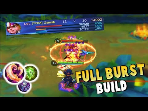 HARLEY IS OUT ! TOP DAMAGE BUILD - GLORIOUS LEGEND PLAYER - Mobile Legends