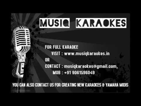 immanuel innu jaathanai karaoke demo
