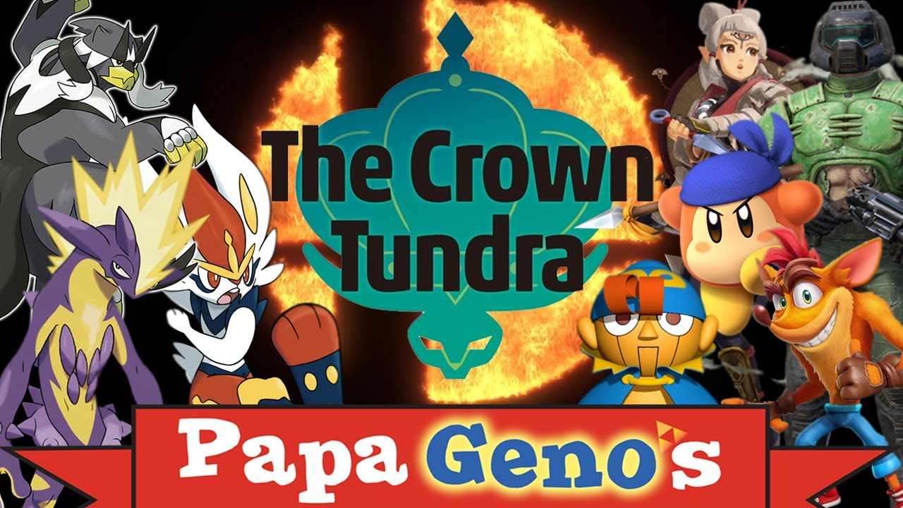 Smash Speculation VS The Crown Tundra - PapaGenos