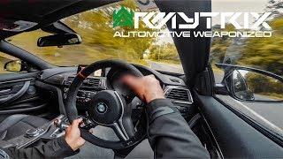 720BHP BMW M4 *POV DRIVE* ARMYTRIX EXHAUST SOUNDS