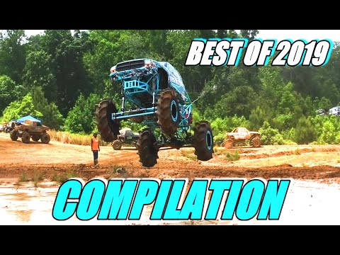2019 Crash Compilation - MEGA's SXS ATV's - WINs and FAILs
