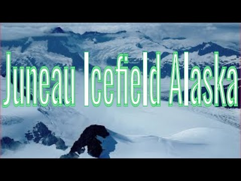 Juneau Icefield, Icefield in  North of Juneau, Alaska, United States
