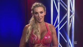Charlotte Flair describes what WWE Evolution means to all the women of WWE