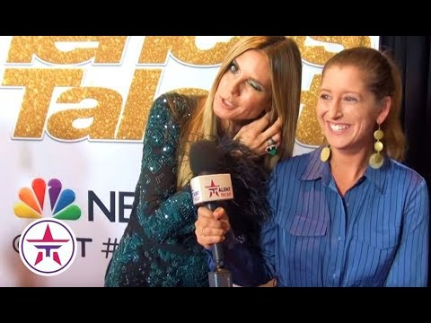 Heidi Klum Has a MESSAGE To AGT Winner Shin Lim + Hints Secret Project | America's Got Talent 2018