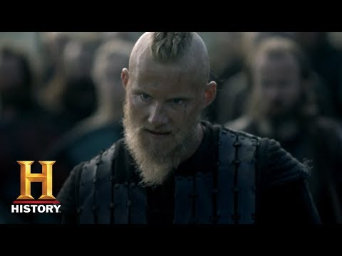 Vikings: There Is Going To Be A War - Teaser Trailer | Season 5 Premieres Nov. 29 | History