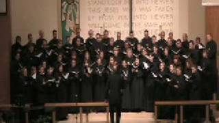 The Battle of Jericho - Moses Hogan - The National Lutheran Choir