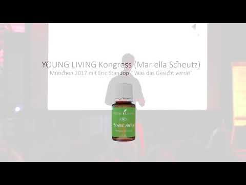 Young Living Kongress München mit Eric Standop - Gesichtlesen
