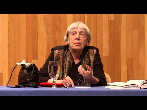 Ursula K. Le Guin, Avenali Chair in the Humanities