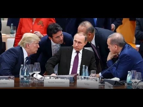 THIS G 20 PHOTO OF TRUMP AND PUTIN WENT VIRAL!