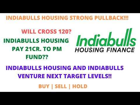 INDIABULLS SHARE NEWS | 21Cr. DONATE TO P.M FUNDS?|STRONG PULLBACK BY INDIABULLS HOUSING AND VENTURE