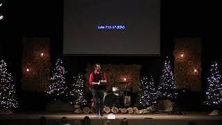 Guest Speaker Rev. Layman Pierce Luke 12:27:20 Sermon