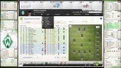 Fußball Manager 13 Tipps und Tricks #01 Teamdynamik und Taktik