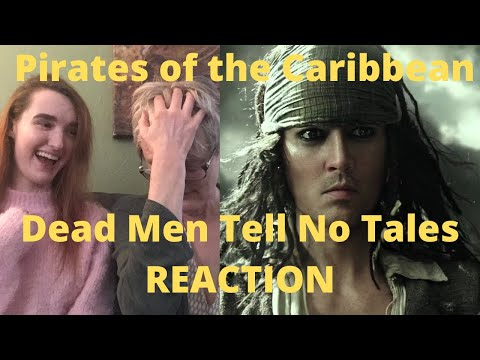 Baby Jack??!! Pirates Of The Caribbean: Dead Men Tell No Tales REACTION!
