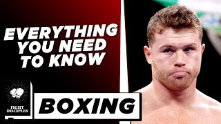 Canelo Is Coming For Everyone With Lawsuit! | Fight Disciples