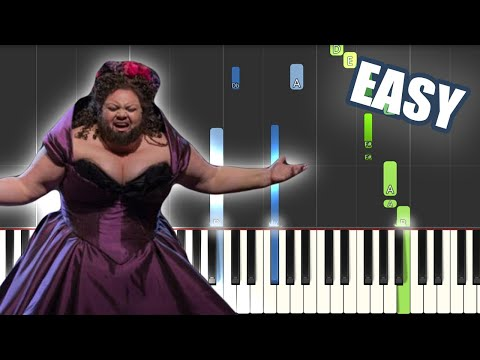 This Is Me - The Greatest Showman Cast | EASY PIANO TUTORIAL by Betacustic