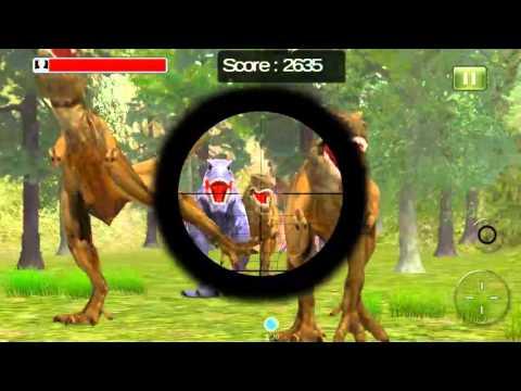 Phone game:Dino Deadly Hunter Assault 3D-google play