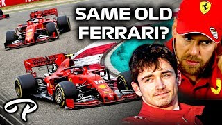 Ferrari Being Ferrari AGAIN! When Will They Learn?! - 2019 Chinese GP Review