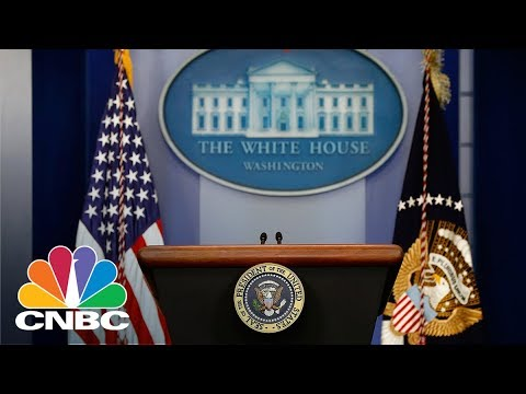 White House Holds Daily Press Briefing - Monday Feb. 12, 2018 | CNBC