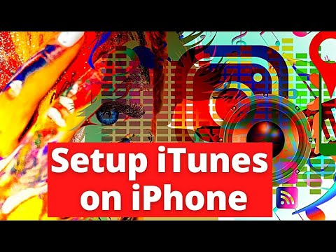 How to Set Up iTunes on iPhone