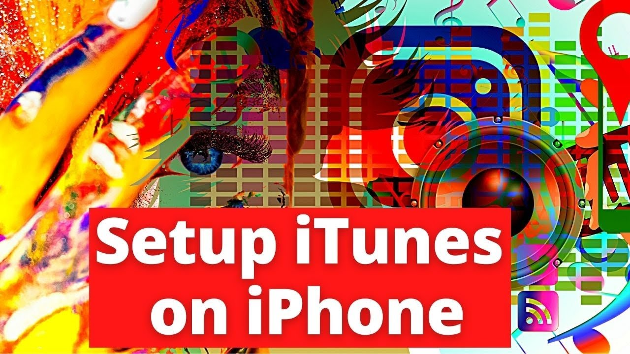 set up iphone how to set up itunes on iphone 12954