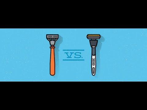 Dollar Shave Club VS Harry's 🪒
