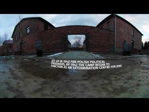 Auschwitz in 360