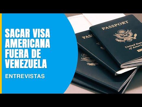 SACAR VISA AMERICANA FUERA DE VENEZUELA  | Factores De Poder