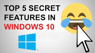5 Secret Features of Windows 10 that No one is Talking About