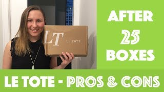 The Truth About Le Tote   Le Tote Review
