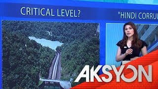 Angat dam, nasa critical level na sa Abril