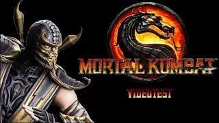 [VideoTest] Mortal Kombat (PS3)