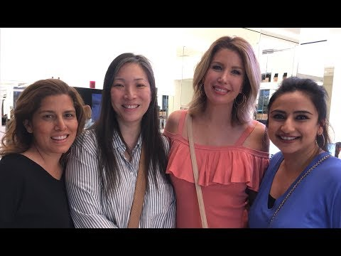 Vegas Makeup Haul- 3 Way Collab With Michele Wang & Risa Does Makeup
