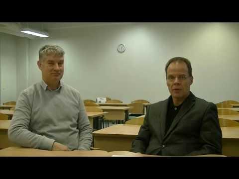 HELBUS Visiting Professor Finn Majlergaard Talks About Entrepreneurship
