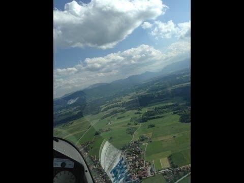 ERAU Study Abroad Glider Flying