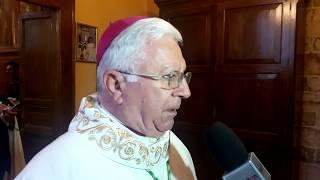 Intervista Mons  Giovanni Ricchiuti 15.09. 2017