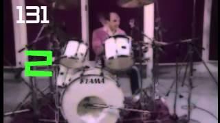 130 BPM ▶ Simple Straight Beat - Drum Track