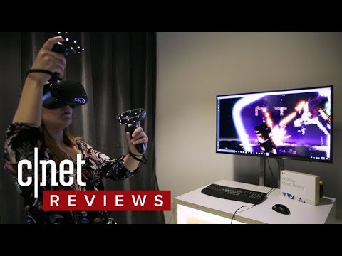 Samsung Odyssey headset first look