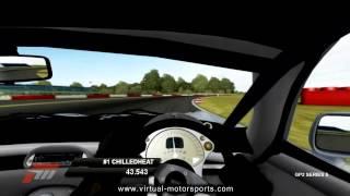 VM GP2 Series 5 - Round 1 - Qualifying Lap