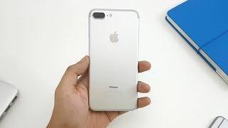 Unboxing iPhone 7 Plus Silver 256GB - iPhone Lama Tapi Mahal !